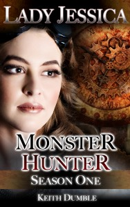 Lady Jessica Monster Hunter - Season One