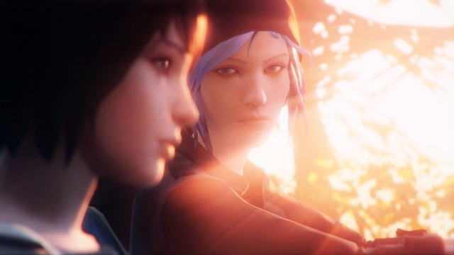 Max and Chloe (copyright Dontnod Entertainment)